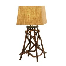 <strong>Woodland Imports</strong> Table Lamp