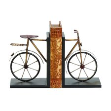 Bicycle Book End (Set of 2)