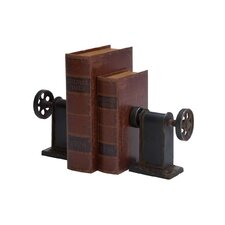 Lathe Book End (Set of 2)