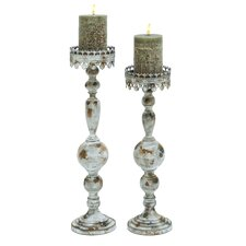 Milan Victorian Candle Holder