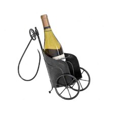 Hotel Metal Tabletop Wine Rack