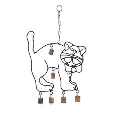 <strong>Woodland Imports</strong> Cute Wind Chime