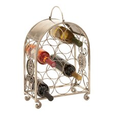 <strong>Woodland Imports</strong> Hanging Wine Rack