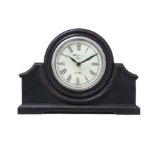 Modern Wood Table Clock