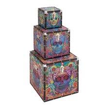 Canvas Box (Set of 3)