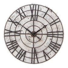 "<strong>Woodland Imports</strong> Oversized 32"" Wall Clock"