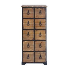 10 Drawer Chest