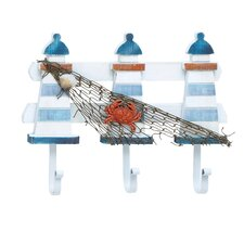 Beautiful Wood Metal Lighthouse Hooks