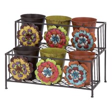 Rectangular Planter Stand