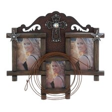 Beautiful Wood Ps Picture Frame