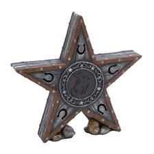 Polystone Star Figurine