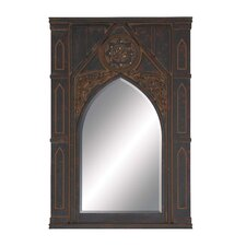 <strong>Woodland Imports</strong> Beautifully Designed Wood Wall Mirror