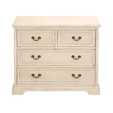 <strong>Woodland Imports</strong> 4 Drawer Dresser