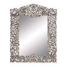 Traditional Carved Wall Mirror