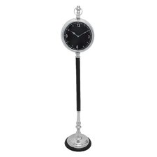 "<strong>Woodland Imports</strong> 53"" Floor Clock"