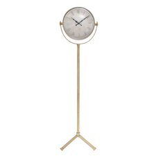 "55"" Double Sided Floor Clock"