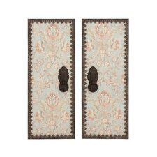 Customary Palestine Coppice Wall Décor (Set of 2)