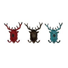 Deer Hook (Set of 3)