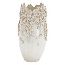 Ceramic Victoria Floral Vase
