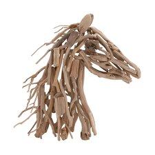 Horse Décor Bust