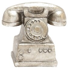 Manhattans Classic Telephone Figurine