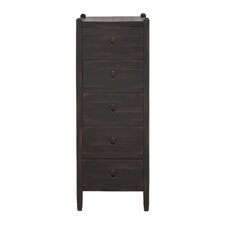 <strong>Woodland Imports</strong> 5 Drawer Dresser