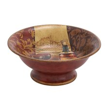 <strong>Woodland Imports</strong> Yangtze Decor Bowl