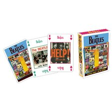 <strong>Aquarius</strong> Beatles Playing Cards