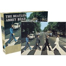 <strong>Aquarius</strong> Beatles Abbey Road Jigsaw Puzzle