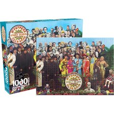 Beatles Sgt.Pepper Jigsaw Puzzle