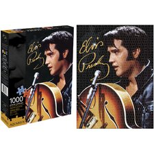 <strong>Aquarius</strong> 1000 Pieces Elvis 68 Comeback  Jigsaw Puzzle