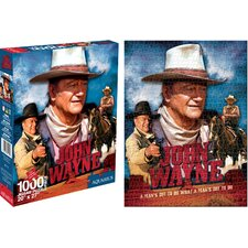 John Wayne Movie 1000 Piece Jigsaw Puzzle