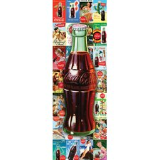 <strong>Aquarius</strong> Coca-Cola Collage 1000 Piece Jigsaw Puzzle