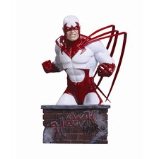 DC Heroes of The DC Universe Hawk Bust Statue