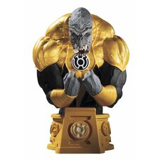 DC Heroes of The DC Universe  Night Arkillo Bust Statue
