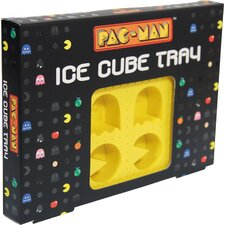 Pac-Man Silicone Ice Cube Tray