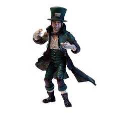 DC Comics Batman: Arkham City Series 2 Mad Hatter Action Figure