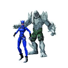 Injustice Catwoman Vs Doomsday Action Figure Set