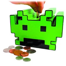 Space Invaders Money Box Set