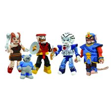 Thundercats Ho 5 Piece Minimates Box Set