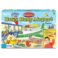 Richard Scarry's Busytown Busy Busy Airport Game