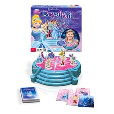 Disney Cinderella's Royal Ball Game