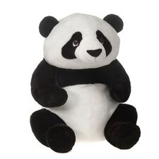 Sitting Panda with Picture Hangtag Stuffed Animal