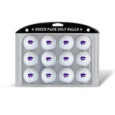 NCAA Golf Ball - Pack of 12