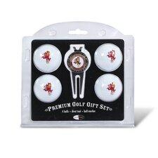 NCAA Four Ball and Divot Tool Gift Set