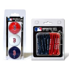 MLB Ball and Tee Jar