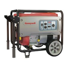 3,250 Watt Portable Gas Powered Generator