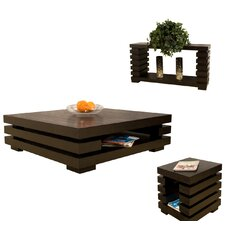 <strong>Sharelle Furnishings</strong> Gigi Coffee Table Set