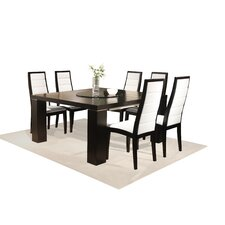 <strong>Sharelle Furnishings</strong> Jordan 7 Piece Dining Set