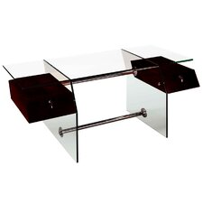 <strong>Sharelle Furnishings</strong> Vitra Glass Desk